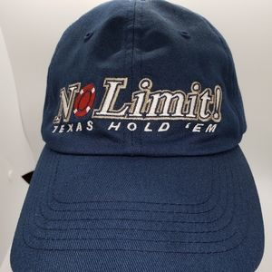 No Limit Texas Hold Em Poker hat